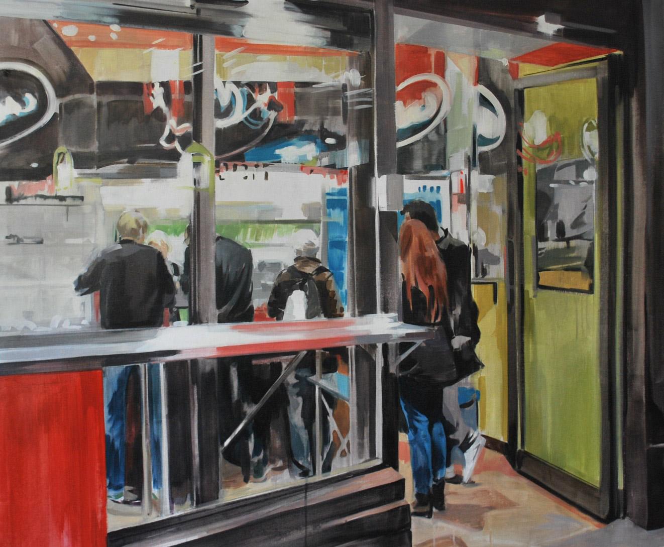 """Am Bahnhof"" 2016"